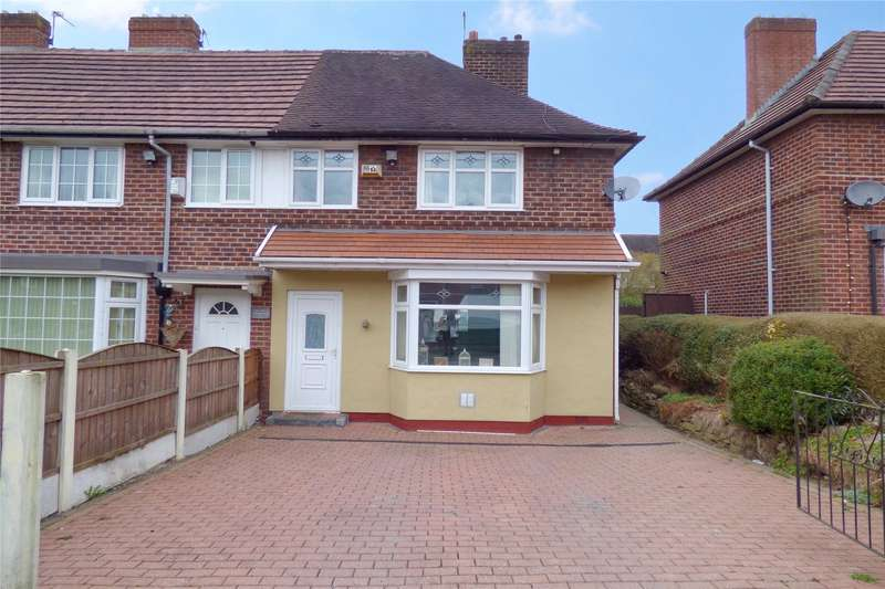 3 Bedrooms End Of Terrace House for sale in Hesford Avenue, Moston, Greater Manchester, M9