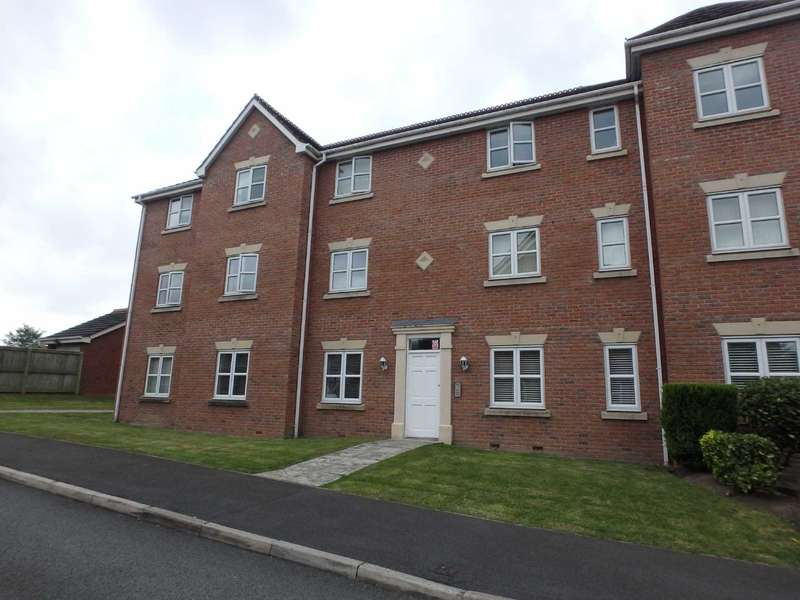 2 Bedrooms Apartment Flat for sale in Chapelside Close, Great Sankey