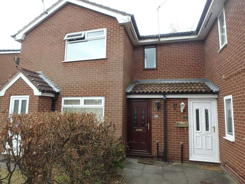 2 Bedrooms Town House for sale in Dove Close, Birchwood
