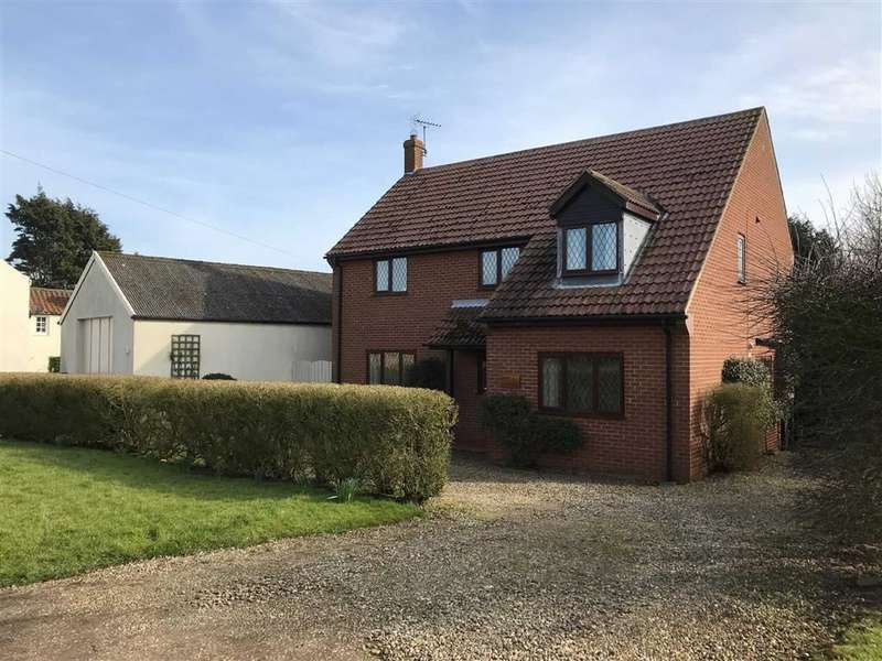 4 Bedrooms Detached House for sale in Church Lane, Atwick, East Yorkshire