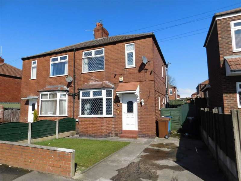 3 Bedrooms Semi Detached House for sale in Brookfield Avenue, Bredbury, Stockport