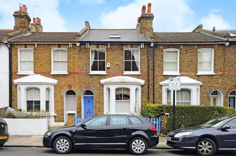 3 Bedrooms Terraced House for rent in Wiseton Road, Bellevue Village, SW17