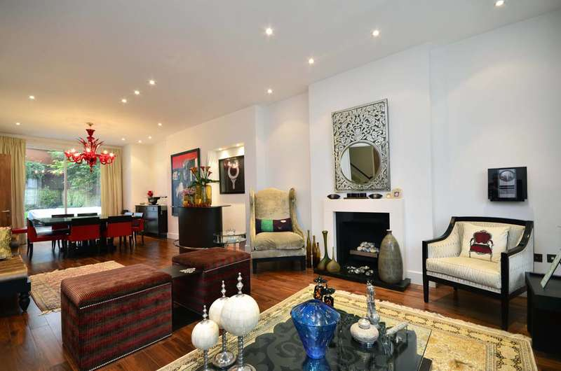6 Bedrooms House for sale in Platts Lane, Hampstead, NW3