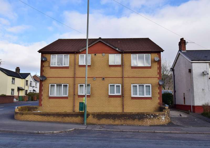 1 Bedroom Apartment Flat for sale in Tudor Court, Trethomas, Caerphilly, CF83
