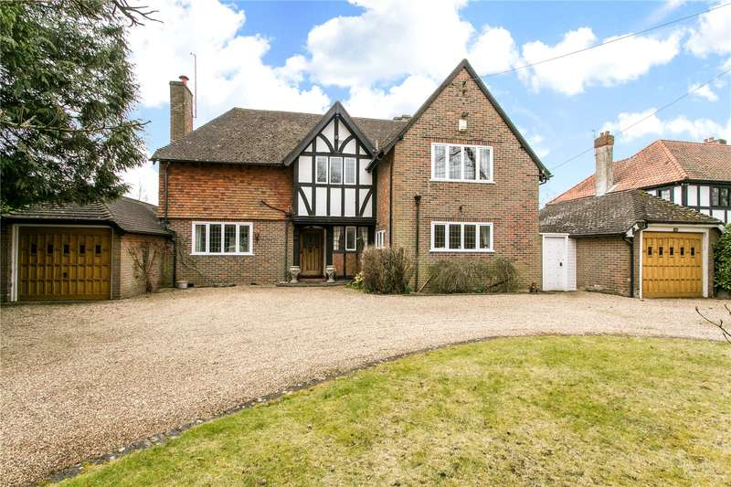 4 Bedrooms Detached House for sale in Copperkins Lane, Amersham, Buckinghamshire, HP6