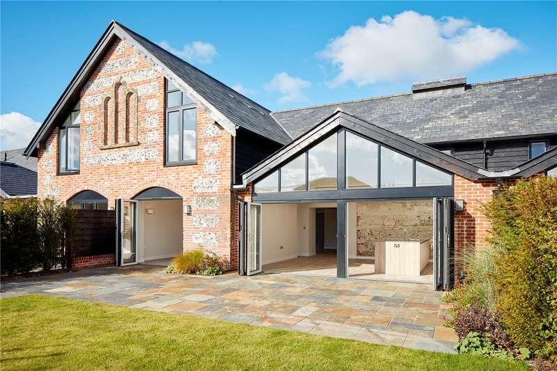 4 Bedrooms House for sale in Faulstone Lane, Bishopstone, Salisbury, Wiltshire, SP5