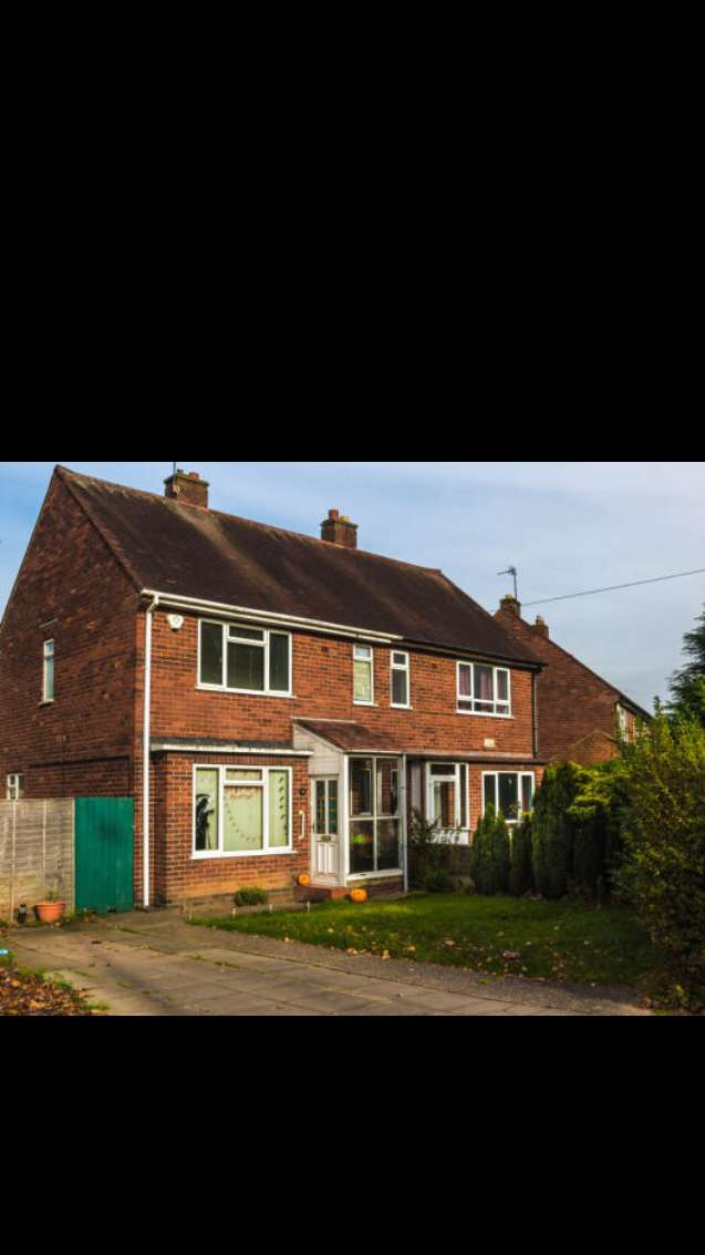 2 Bedrooms Semi Detached House for rent in Stratford Road, Solihull, West Midlands, B90