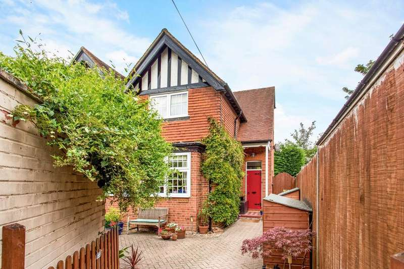 2 Bedrooms Semi Detached House for sale in Winkfield Road, Ascot