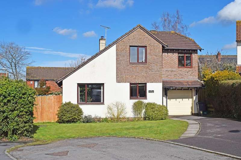 3 Bedrooms Detached House for sale in Woodbury