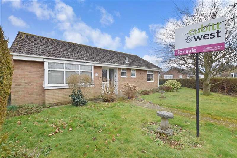 3 Bedrooms Bungalow for sale in Lavinia Way, East Preston, West Sussex