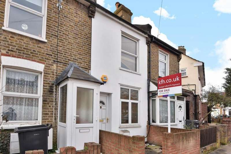 2 Bedrooms Terraced House for sale in Cobden Road, South Norwood