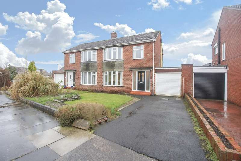 3 Bedrooms House for sale in Winchester Walk, Wideopen, Newcastle Upon Tyne