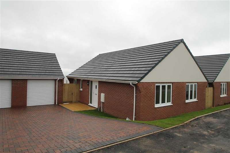 2 Bedrooms Detached Bungalow for rent in Catherton Close, Clee Hill, Nr Ludlow