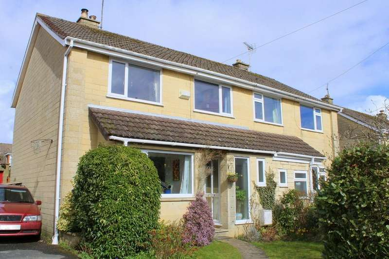 3 Bedrooms Semi Detached House for sale in Christchurch Road, Bradford On Avon, Wiltshire