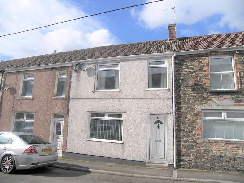 3 Bedrooms Terraced House for sale in Cory Street, Resolven, Neath
