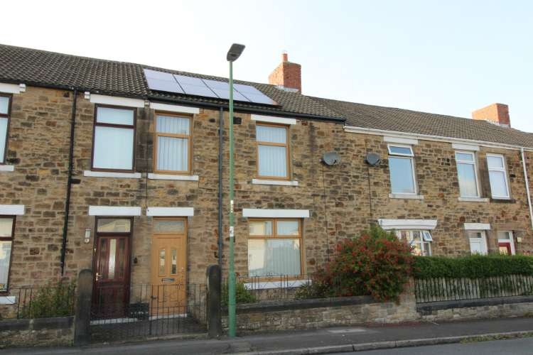 3 Bedrooms Terraced House for sale in Catchgate, Stanley DH9