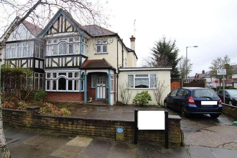 3 Bedrooms Semi Detached House for sale in Derwent Gardens, South Kenton HA9 8SG