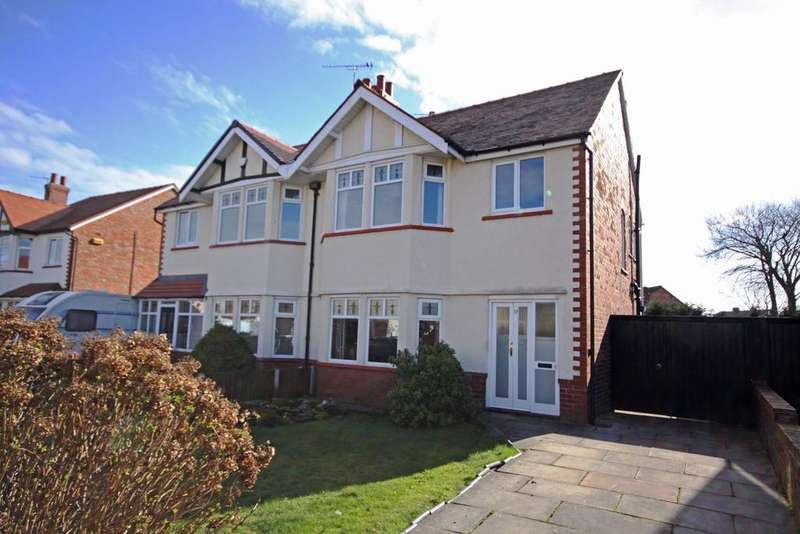 3 Bedrooms Semi Detached House for sale in Arundel Road, Hillside, Southport, PR8 3DQ