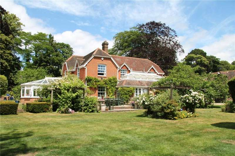 6 Bedrooms Detached House for sale in Church Road, Shedfield, Southampton, Hampshire, SO32