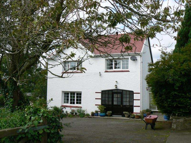 4 Bedrooms Country House Character Property for sale in Narberth Road, Haverfordwest