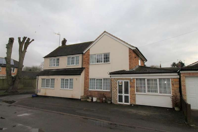 4 Bedrooms Detached House for sale in Nithsdale Crescent, Market Harborough