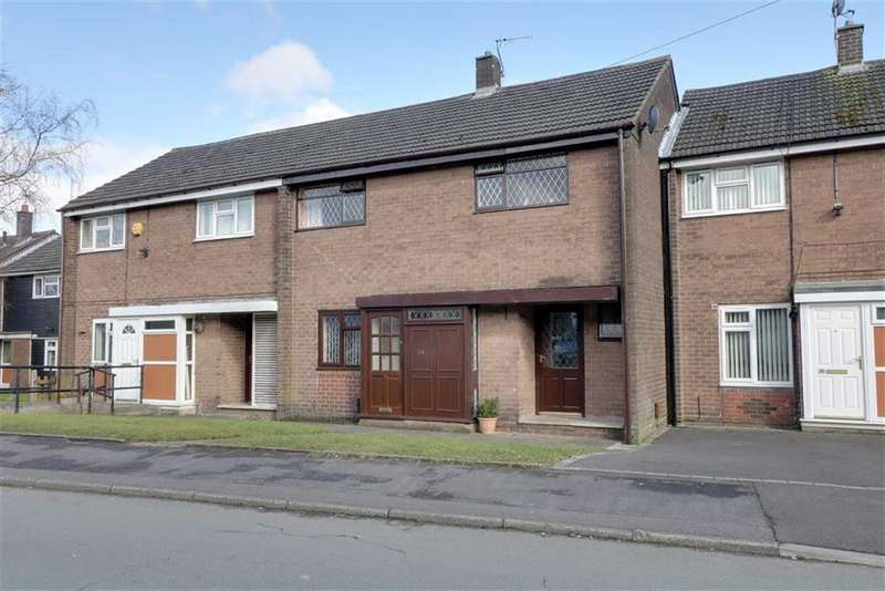 3 Bedrooms Town House for sale in Petersfield Road, Chell, Stoke-on-Trent