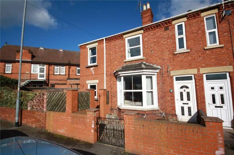 5 Bedrooms End Of Terrace House for sale in Mareham Lane, Sleaford, Lincolnshire, NG34