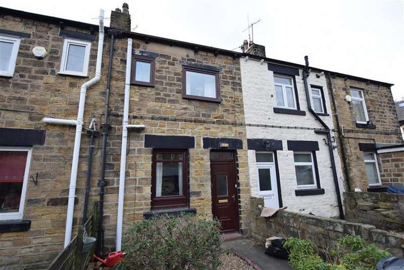 2 Bedrooms Terraced House for sale in Darley Cliff Cottages, Worsborough, Barnsley, S70