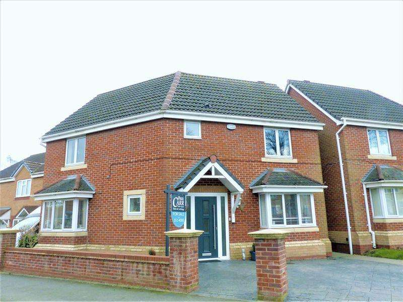 3 Bedrooms Detached House for sale in Spencer Close, Pype Hayes