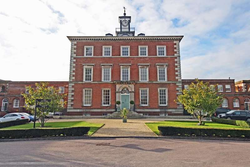 2 Bedrooms Apartment Flat for sale in Mansion House, Exminster