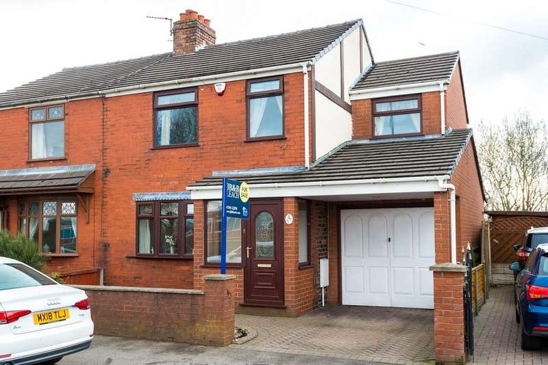 3 Bedrooms Semi Detached House for sale in Mill Lane, Sutton, St. Helens