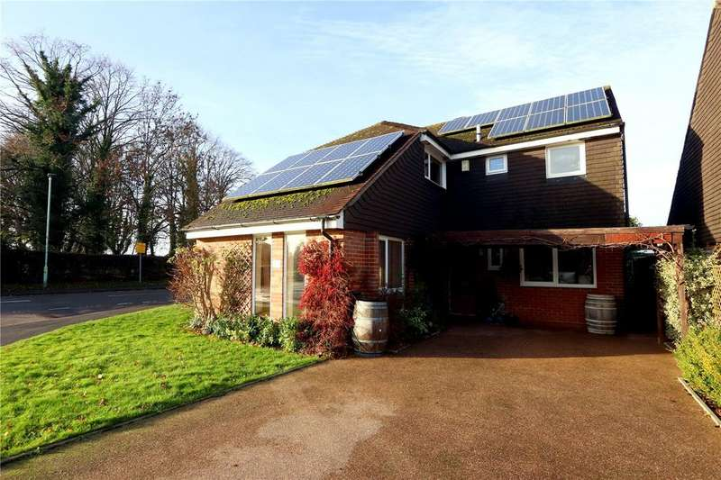 4 Bedrooms House for sale in Tylers Close, Kings Langley, Herts, WD4