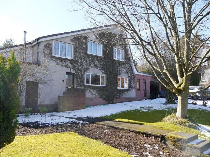 4 Bedrooms Detached House for sale in 25 Birch Lane, Glenfarg, Perthshire