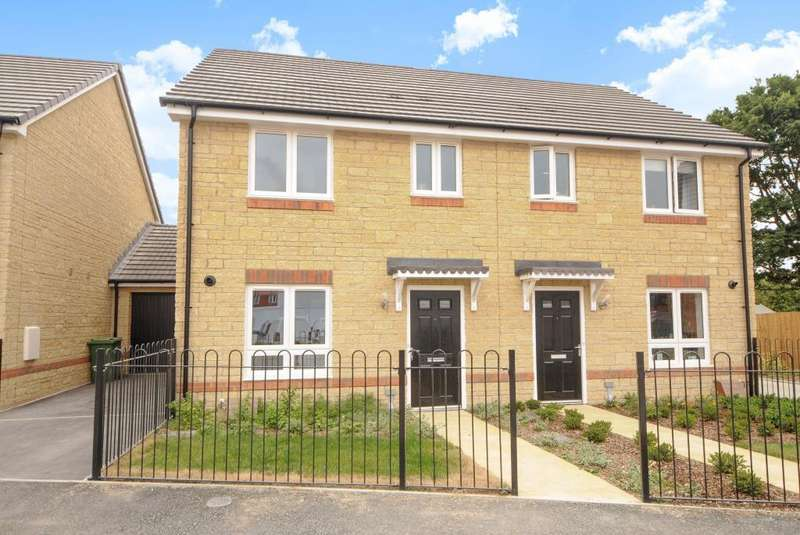 3 Bedrooms House for sale in Blackthorn Road, Didcot, OX11