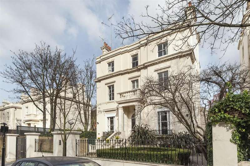 8 Bedrooms Detached House for sale in Park Place Villas, Little Venice, London