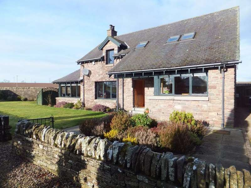 4 Bedrooms Detached House for sale in Hilaf House, Easter Bendochy, Blairgowrie, PH13 9HU