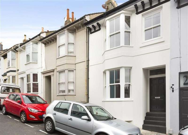 4 Bedrooms Terraced House for sale in Brigden Street, Brighton