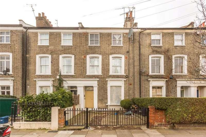 5 Bedrooms Terraced House for sale in Horton Road, London Fields, Hackney, London