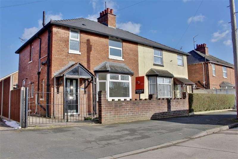3 Bedrooms Semi Detached House for sale in North Road, Gloucester