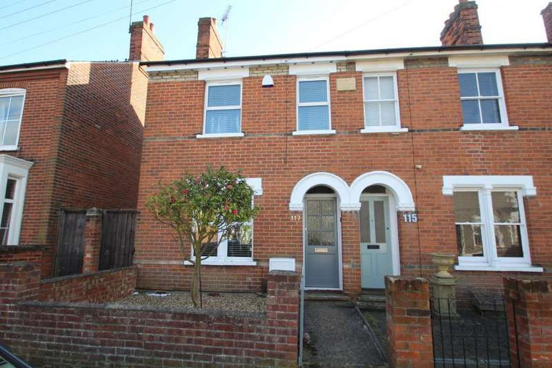 2 Bedrooms Semi Detached House for sale in Winnock Road, New Town