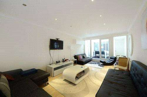 3 Bedrooms Flat for sale in Porchester Square, Bayswater, W2