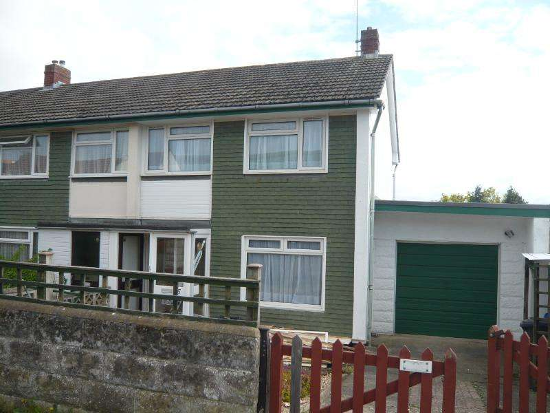 2 Bedrooms End Of Terrace House for rent in Homer Road, Braunton, EX33 1DS