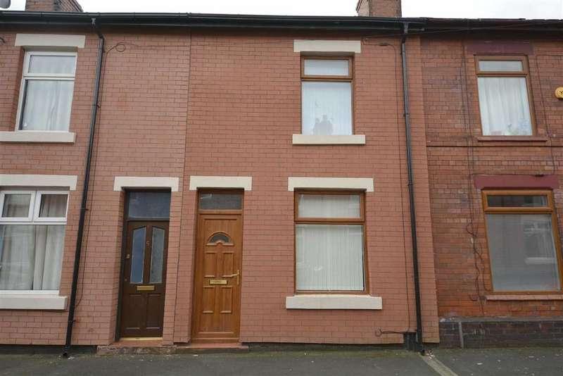 2 Bedrooms Terraced House for rent in Bank Street, Platt Bridge, Wigan, WN2