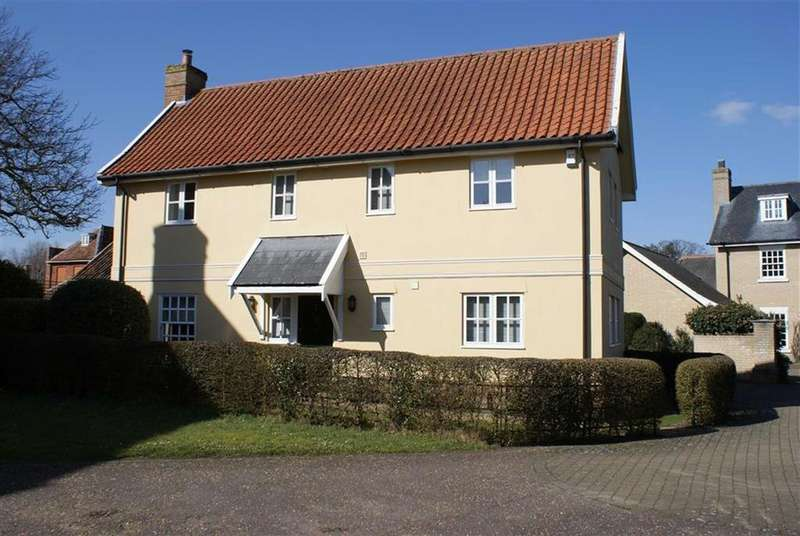 4 Bedrooms Detached House for sale in Wellington Road, Eye