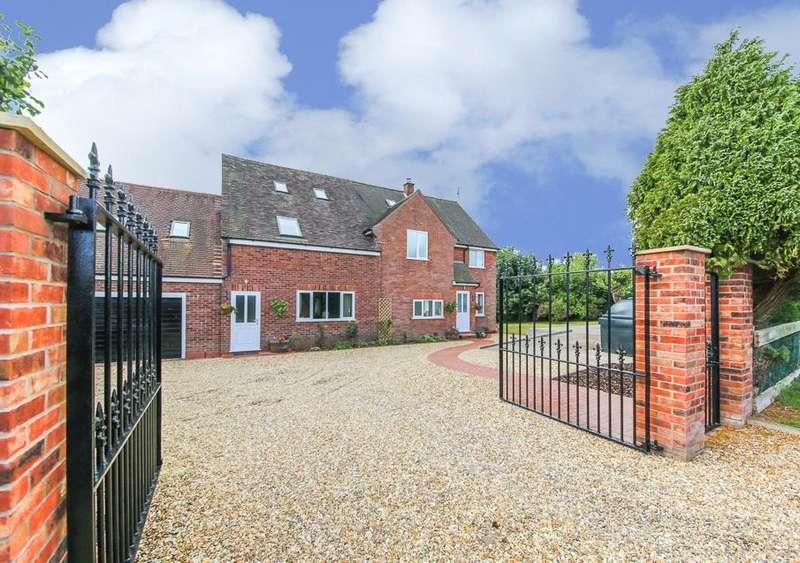 6 Bedrooms Detached House for sale in Rosedale, Salt Box Lane, WR15