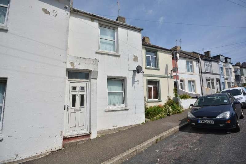 2 Bedrooms Semi Detached House for sale in Cornfield Terrace, St. Leonards-On-Sea