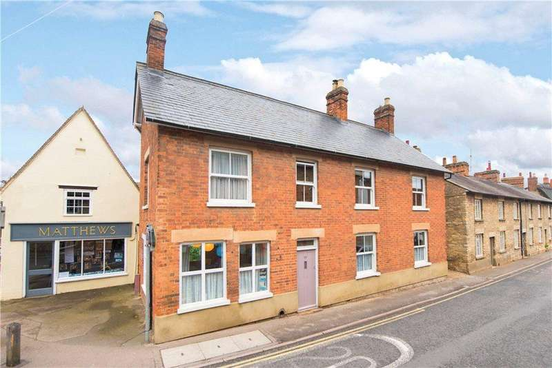 3 Bedrooms Unique Property for sale in High Street, Sharnbrook, Bedfordshire