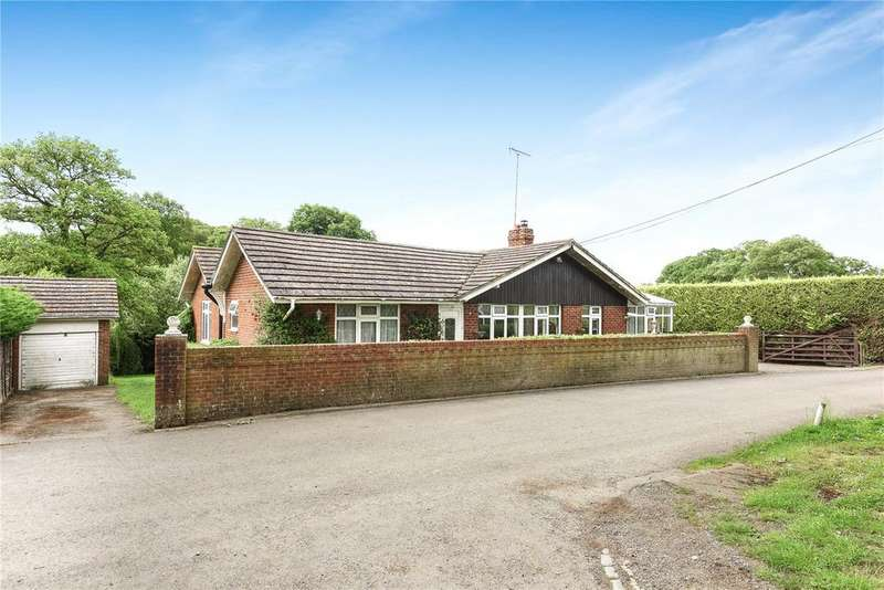 3 Bedrooms Detached Bungalow for sale in Brill, Aylesbury