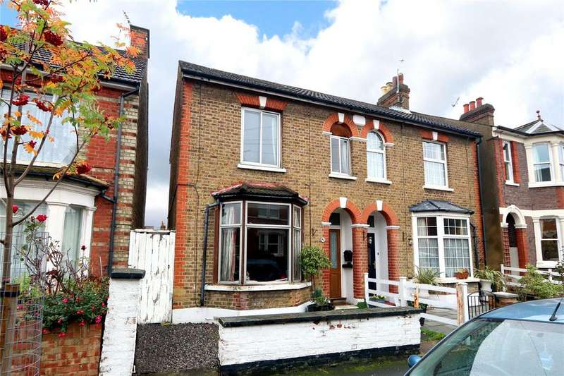 3 Bedrooms House for sale in Denmark Street, Nascot Village, Watford, Hertfordshire, WD17