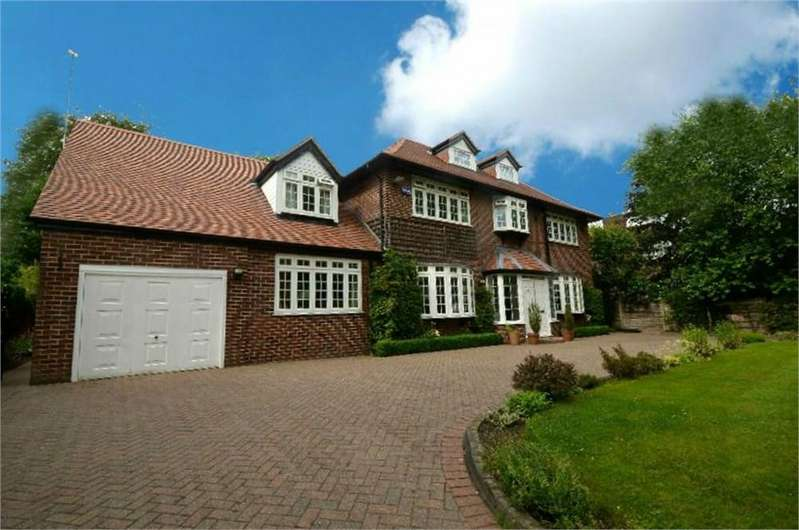 6 Bedrooms Detached House for sale in Singleton Road, Salford, M7
